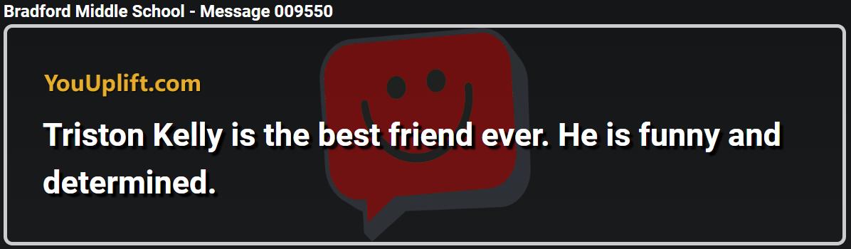 Message 009550