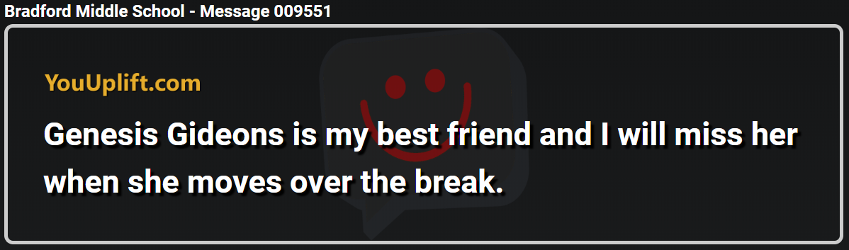 Message 009551