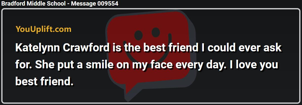 Message 009554