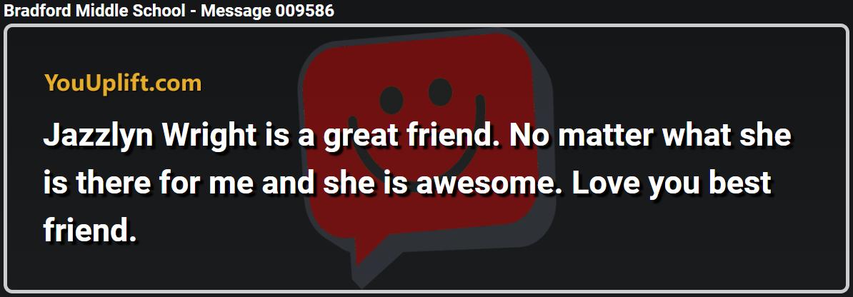 Message 009586