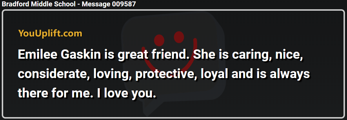 Message 009587