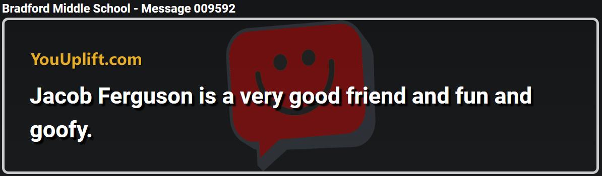 Message 009592