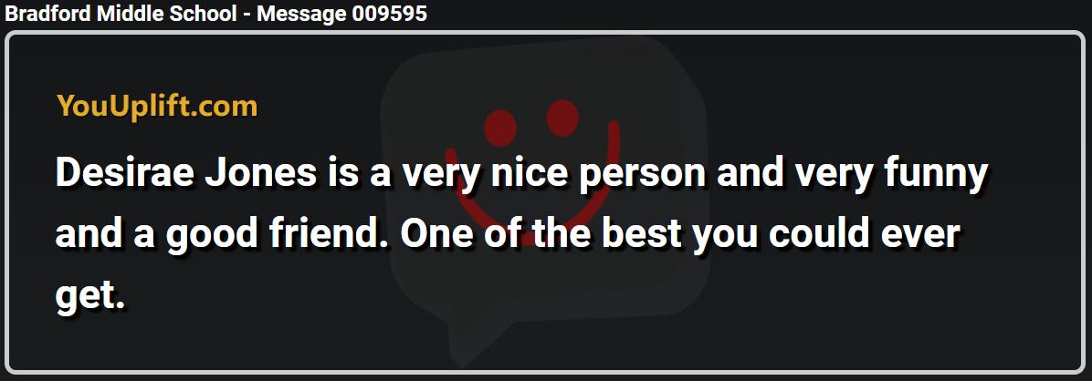 Message 009595