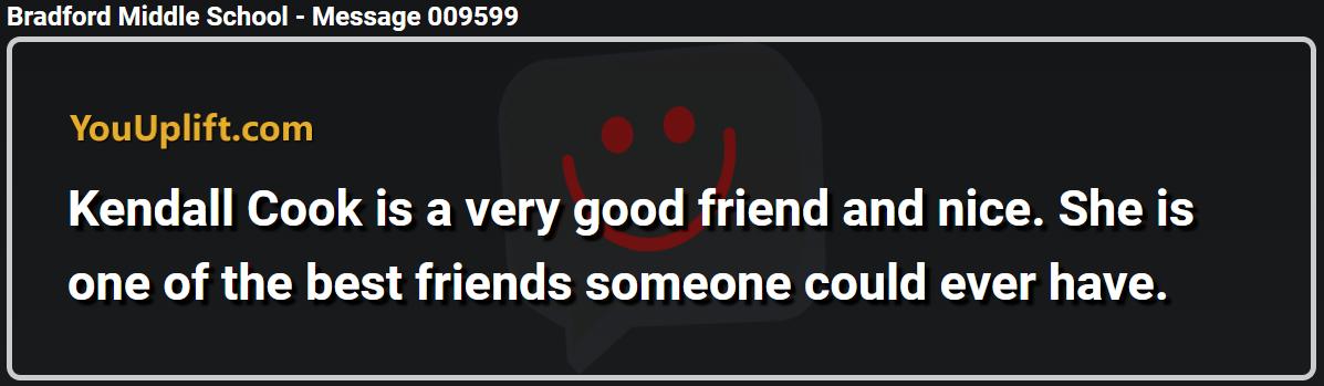 Message 009599