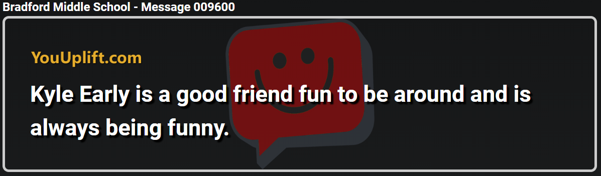 Message 009600