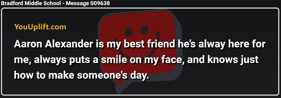 Message 009638
