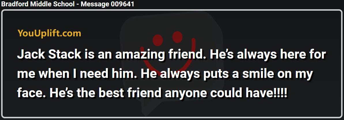 Message 009641