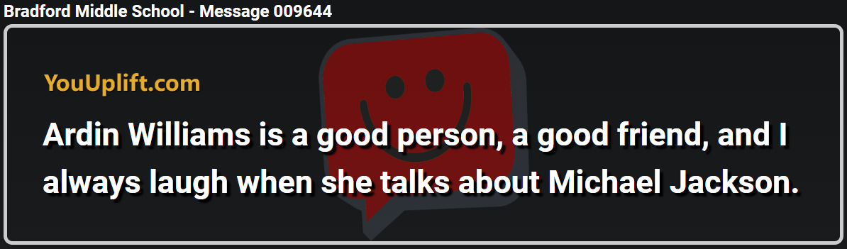 Message 009644