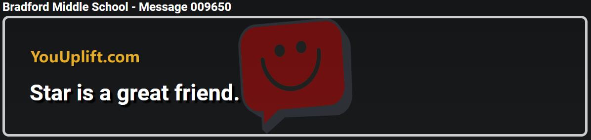 Message 009650