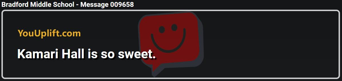 Message 009658