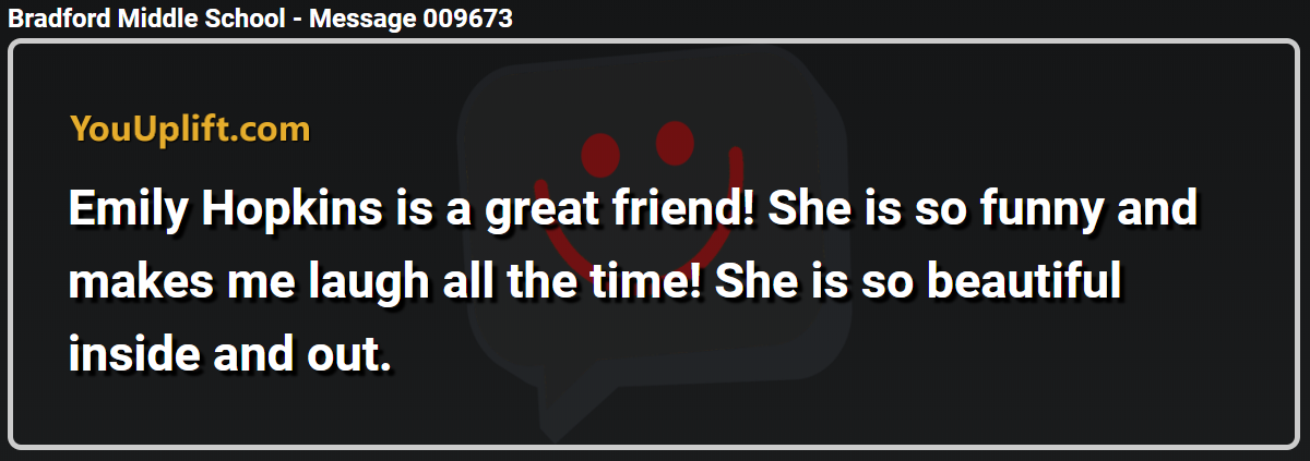 Message 009673