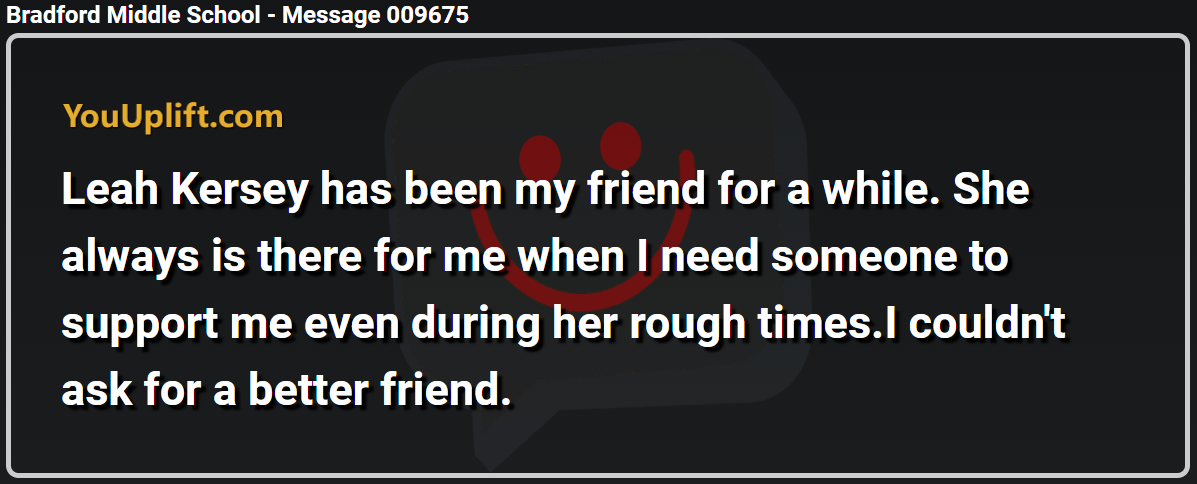 Message 009675