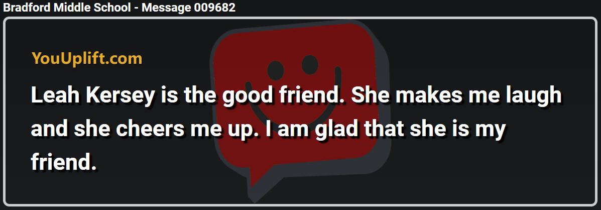 Message 009682