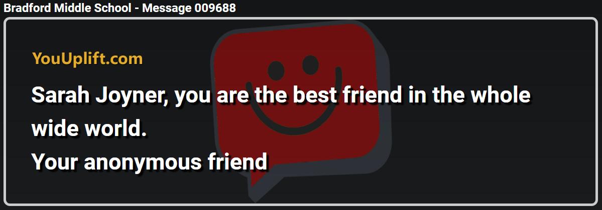 Message 009688