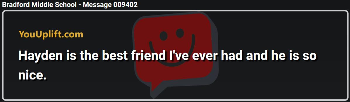 Message 009402