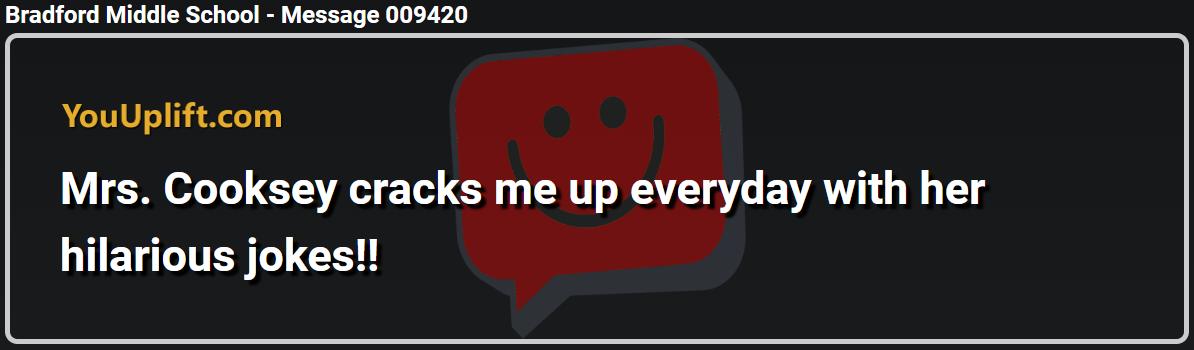 Message 009420