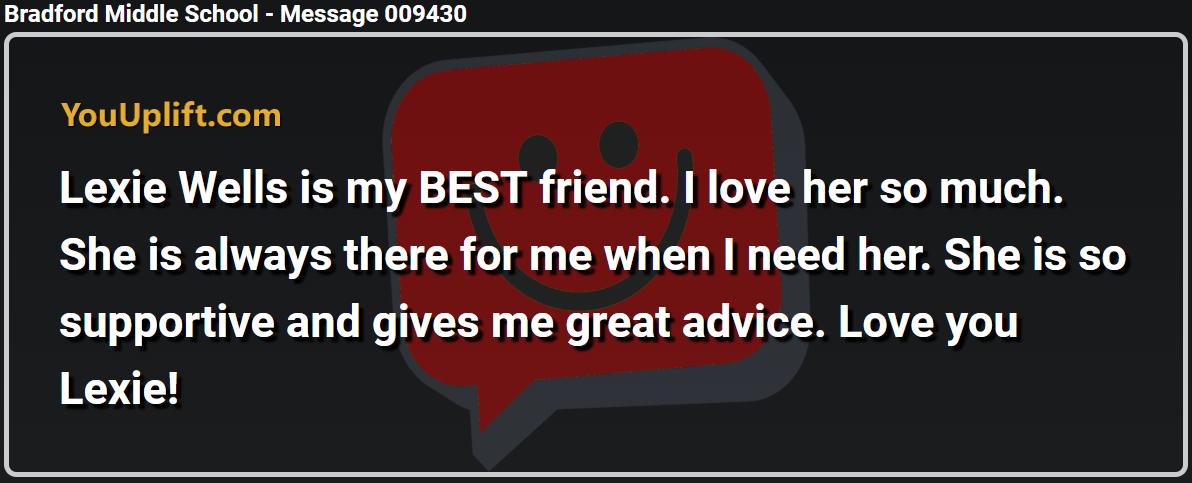 Message 009430