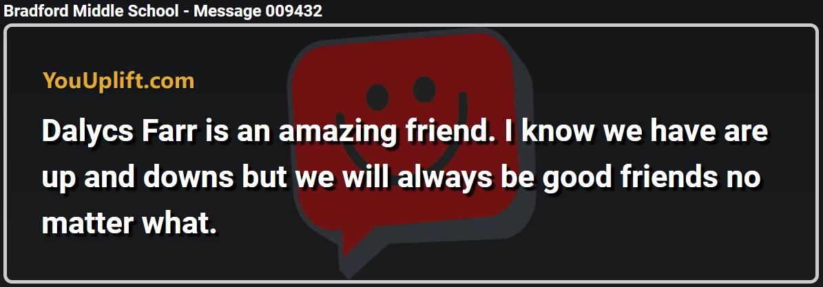 Message 009432