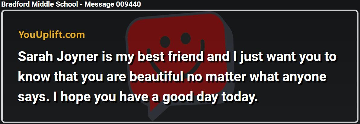 Message 009440