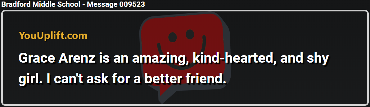 Message 009523