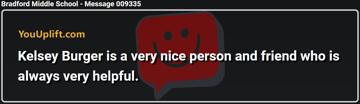 Message 009335