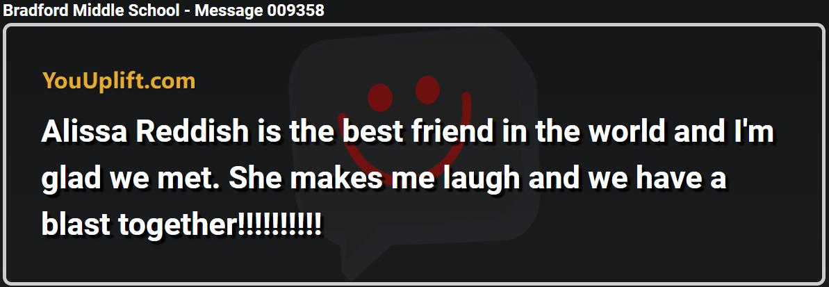 Message 009358