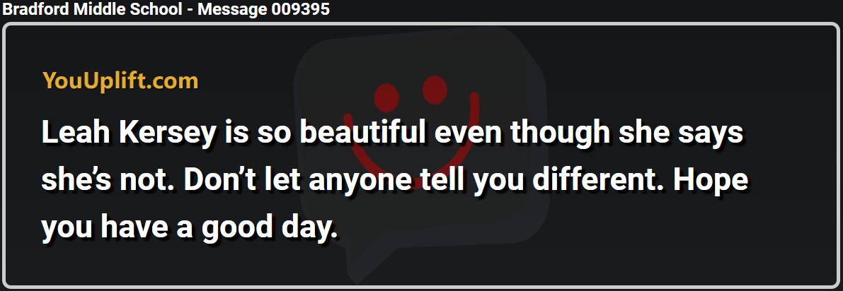 Message 009395