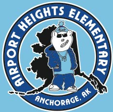 Airport Heights Logo